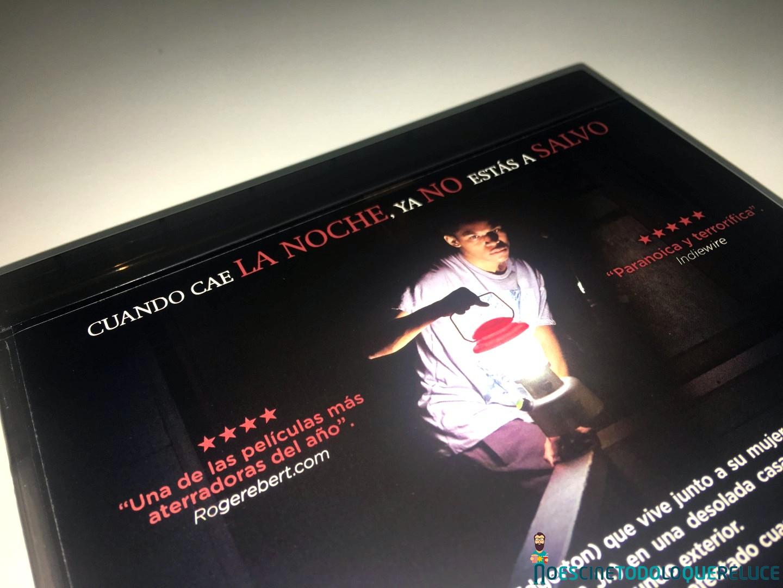 'Llega de noche': Reportaje fotográfico y detalles de la edición Blu-ray