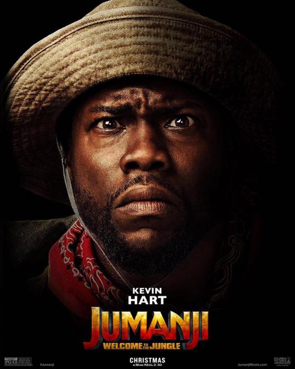 'Jumanji: Bienvenidos a la jungla': Remesa de pósters de personajes