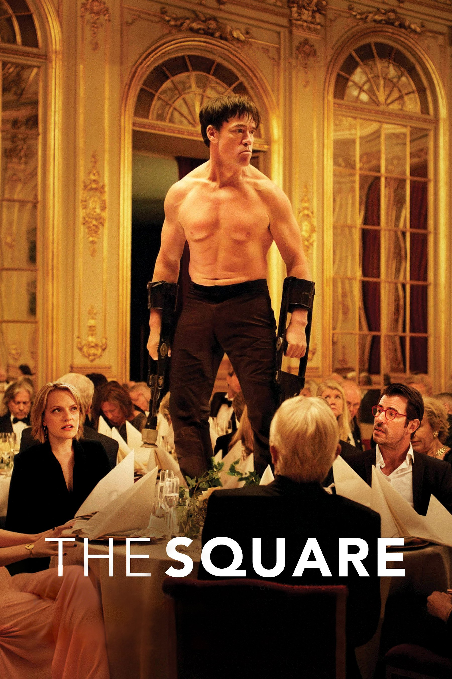 """Pósters de la película """"The Square"""""""