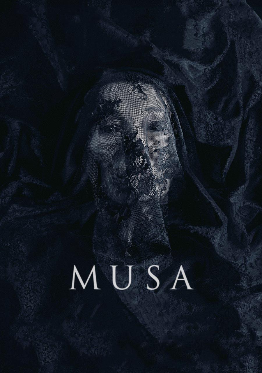 """Pósters de la película """"Musa"""""""