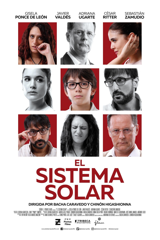 """Pósters de la película """"El sistema Solar"""""""