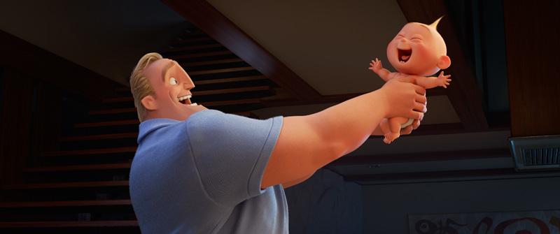 'Los Increíbles 2': Teaser tráiler oficial en español del regreso de la familia de superhéroes