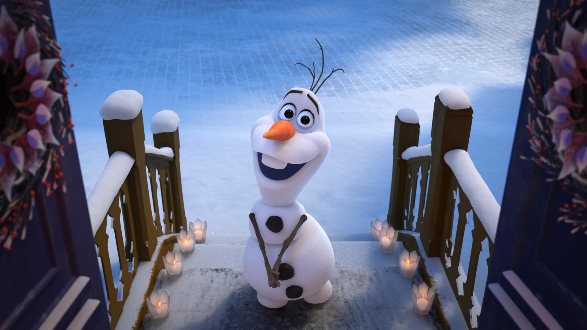 'Frozen: Una aventura de Olaf': Nuevo traíler y clip del corto centrado en Olaf