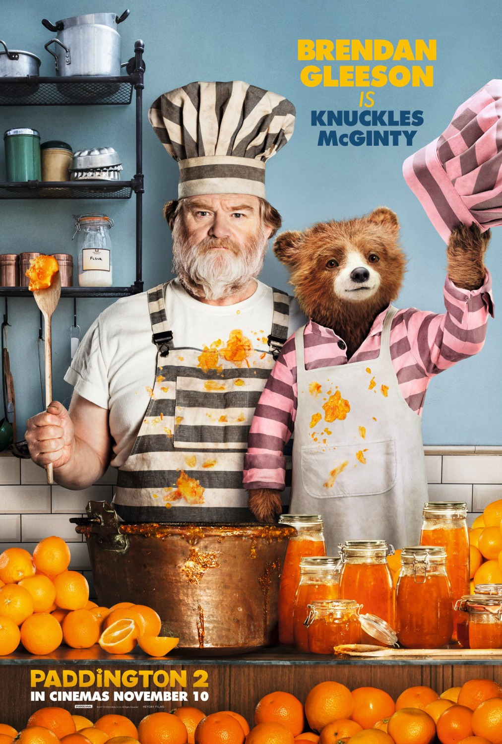 'Paddington 2': Nuevos pósters de la secuela dirigida por Paul King