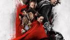'Star Wars: los últimos Jedi': Póster IMAX con el reparto principal al completo