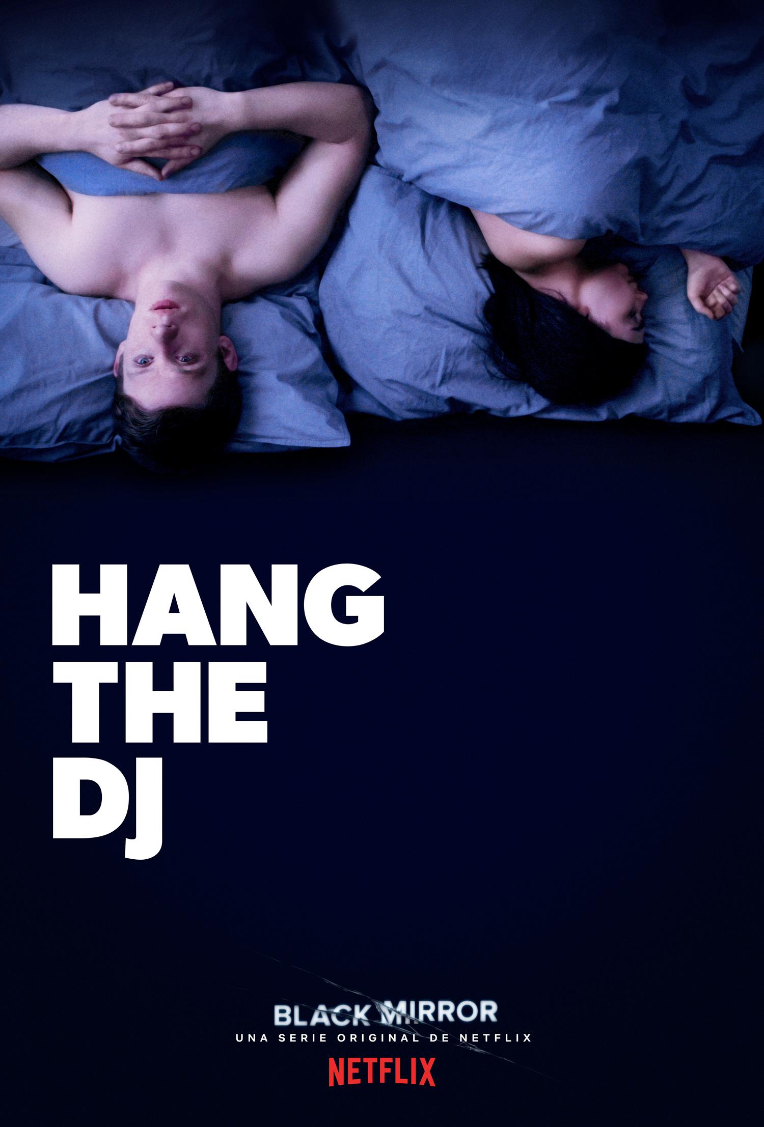 """'Black Mirror': Póster y tráiler de """"Hang the DJ"""", cuerto episodio de la cuarta temporada"""