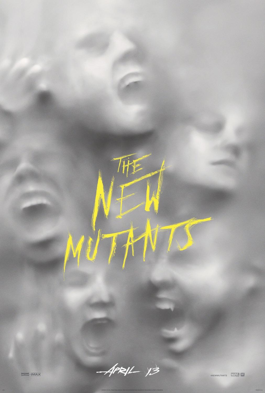 'Los Nuevos Mutantes': Póster de lo nuevo del universo de los X-Men