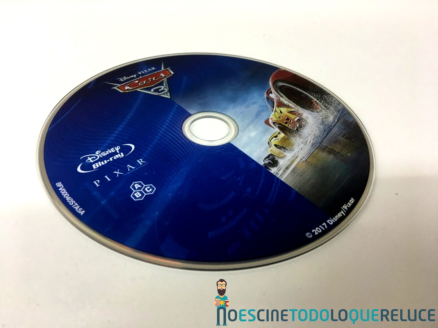 Cars 3 (Bluray)
