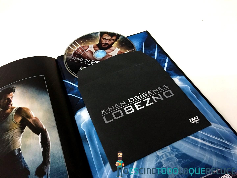 'X-Men Orígenes: Lobezno': Reportaje fotográfico y detalles de la edición Collector's Cut (DVD)