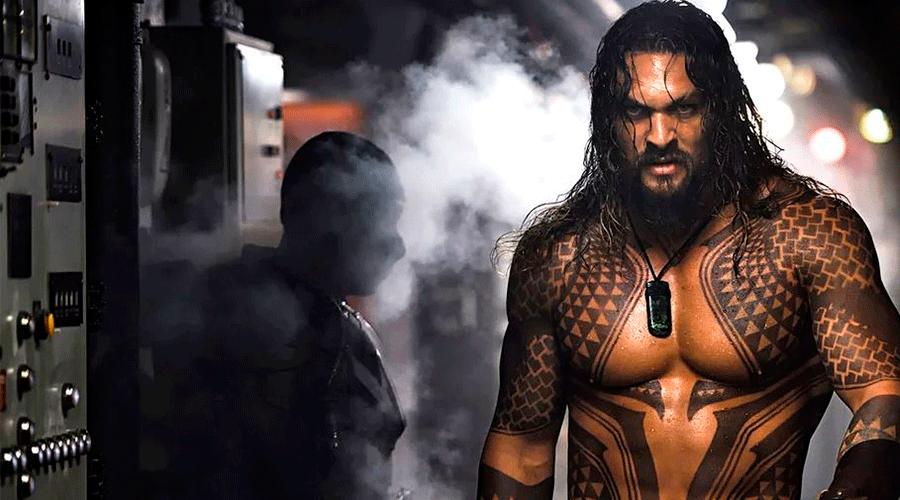 'Aquaman': Primera foto oficial de Jason Momoa