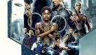 'Black Panther': Nuevo póster con los protagonistas principales
