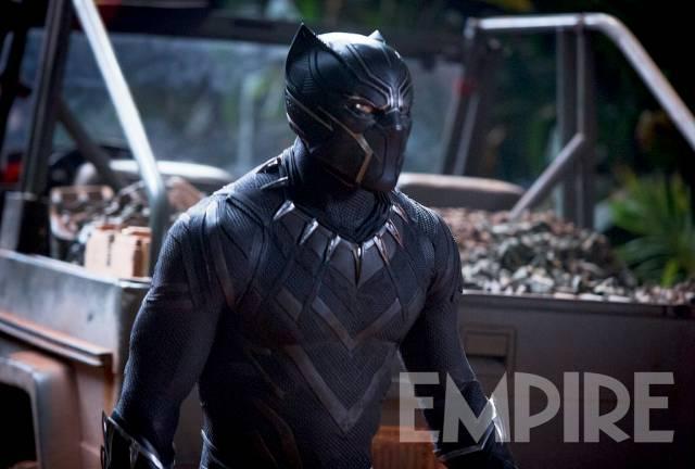 'Black Panther': Empire publica nuevas imágenes del superhéroe de Marvel