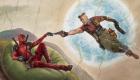 'Deadpool 2': Continuamos con pósters religiosos del mercenario bocazas