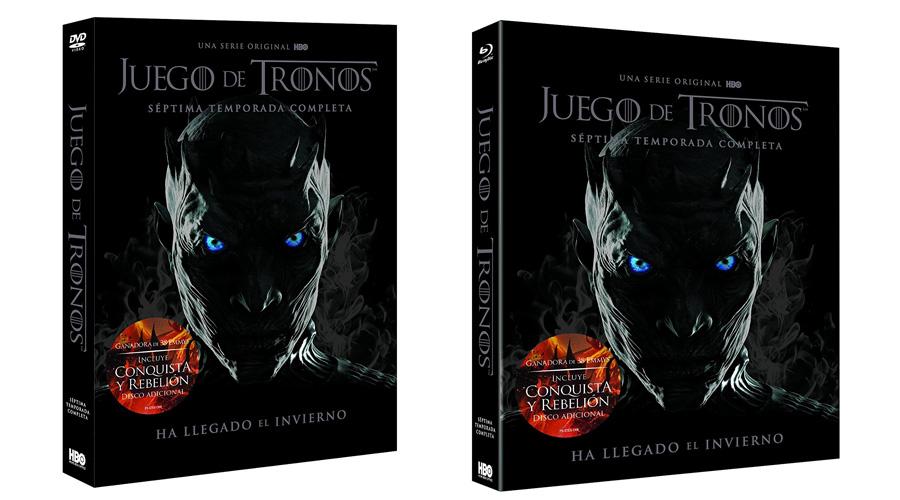 'Juego de Tronos': Ya a la venta la séptima temporada en DVD y Blu-ray