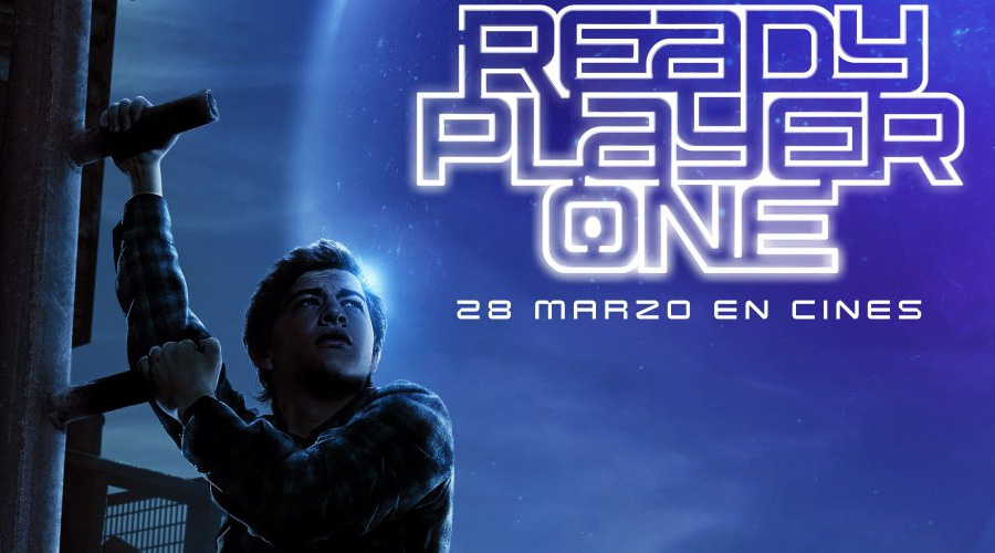 'Ready Player One': Tráiler oficial y póster de la película de Steven Spielberg