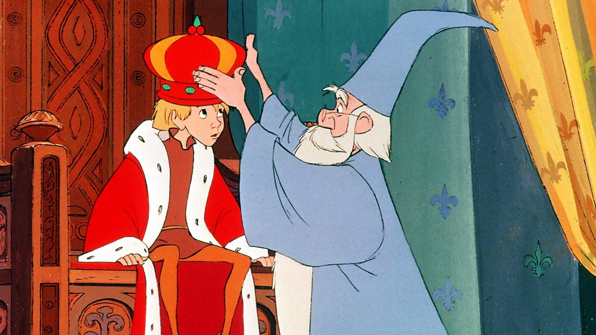 Merlin, el encantador