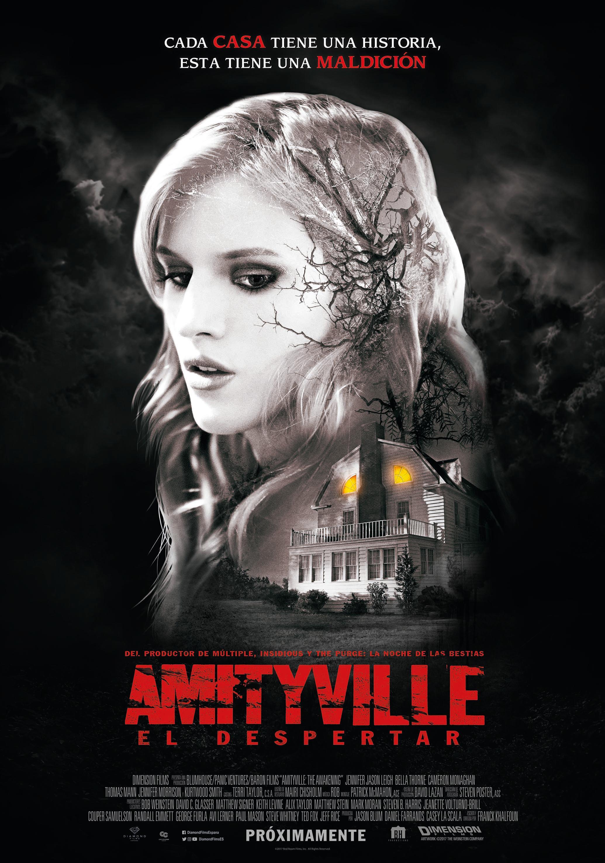 'Amityville. El Despertar': Póster y fecha de estreno