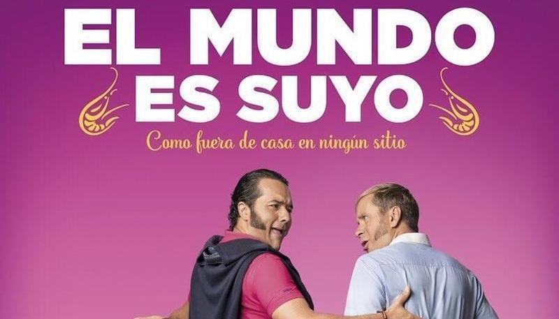 Ver El mundo es suyo Online Pelisplus Español Gratis