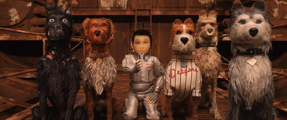 'Isla de Perros': Póster español de lo nuevo de Wes Anderson