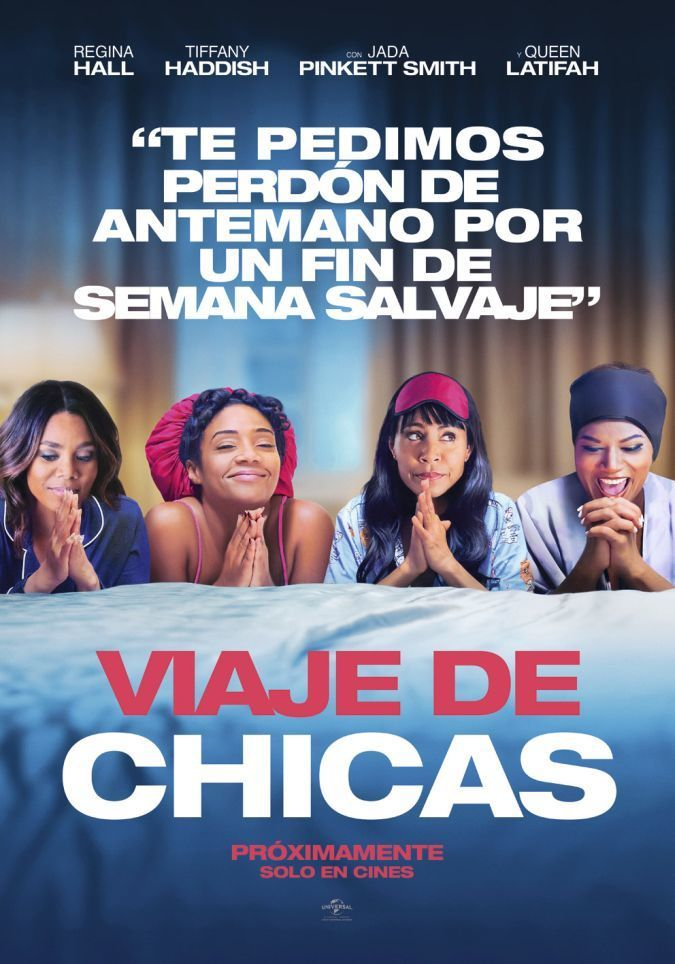 "Pósters de la película ""Viaje De Chicas"""