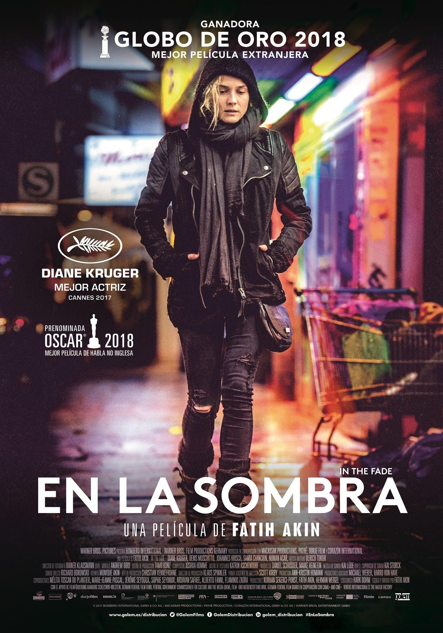 """Pósters de la película """"En la sombra"""""""