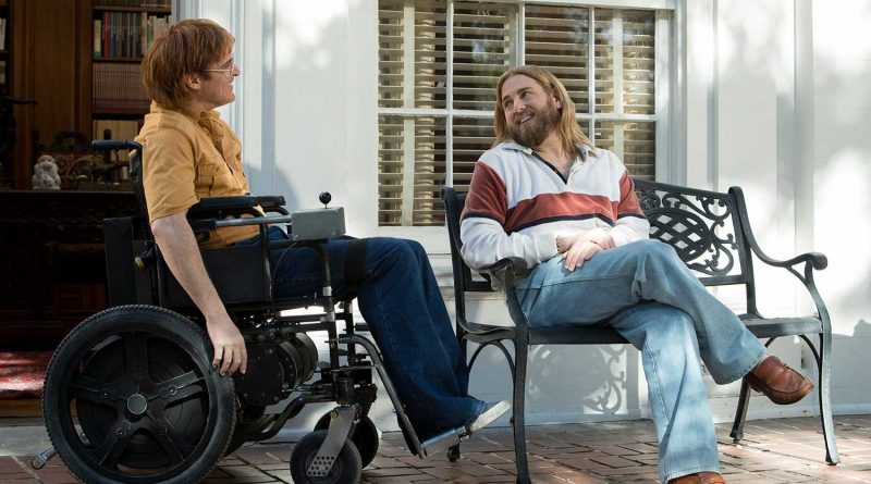 'Don't Worry, He Won't Get Far on Foot': Diamond Films traerá a España lo último de Gus Van Sant