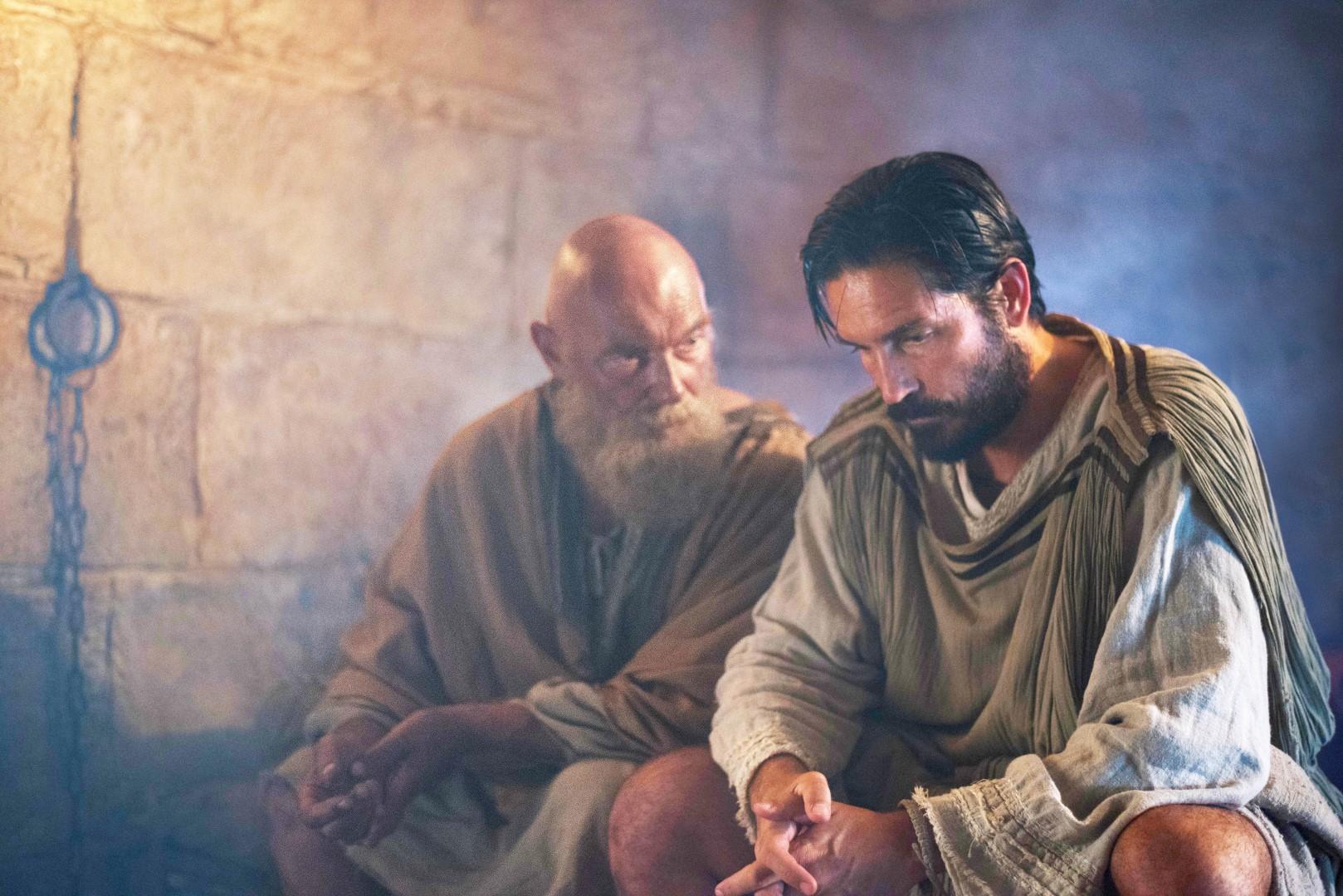 'Pablo, el apóstol de Cristo': Póster y tráiler de la nueva película religiosa con Jim Caviezel