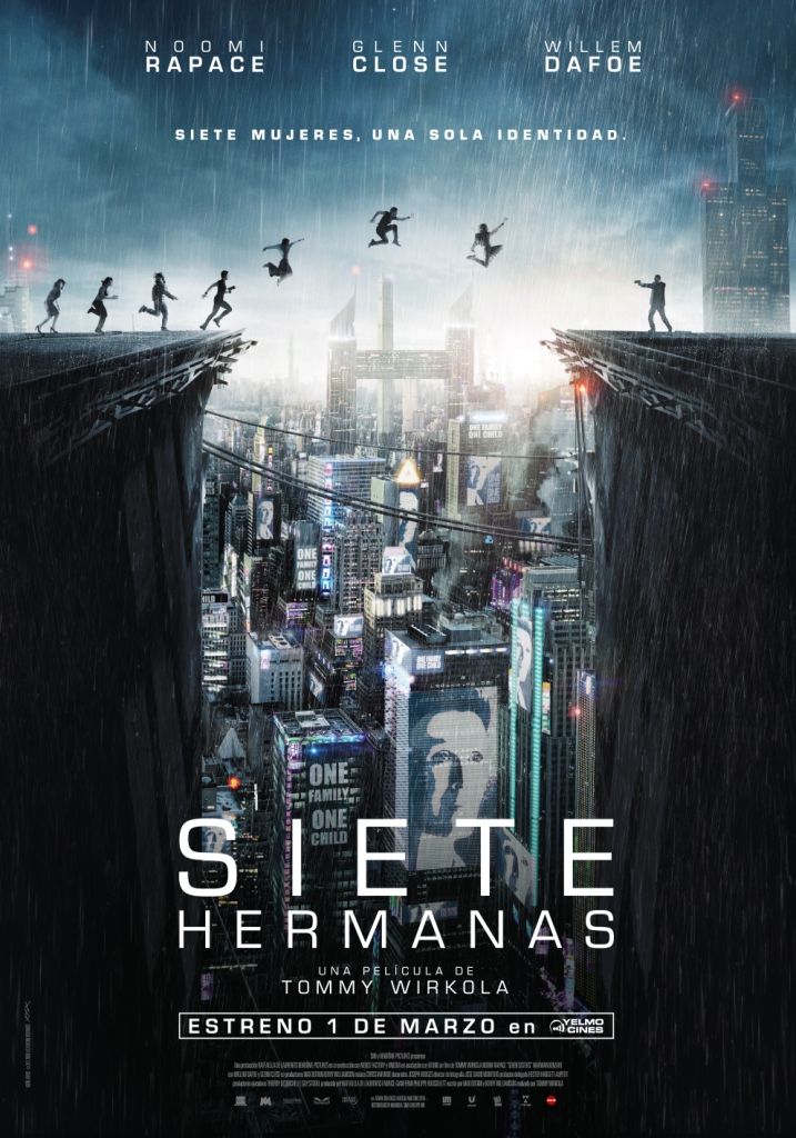 'Siete hermanas': Lo nuevo de Tommy Wirkola se estrena en España el 1 de marzo