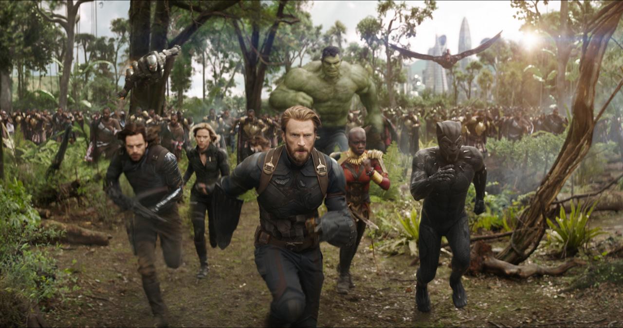 'Vengadores: Infinity War': Anuncio oficial de la Super Bowl en español