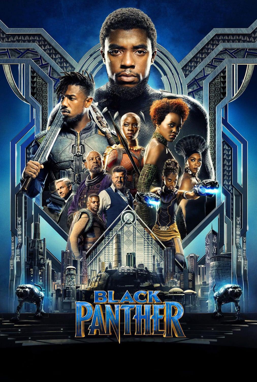 Resultado de imagen de black panther poster l español