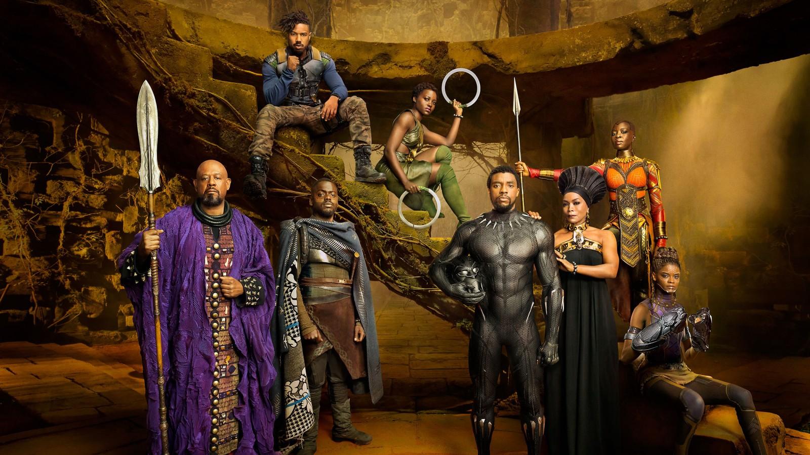 Taquilla USA: 'Black Panther' defiende el primer puesto ...