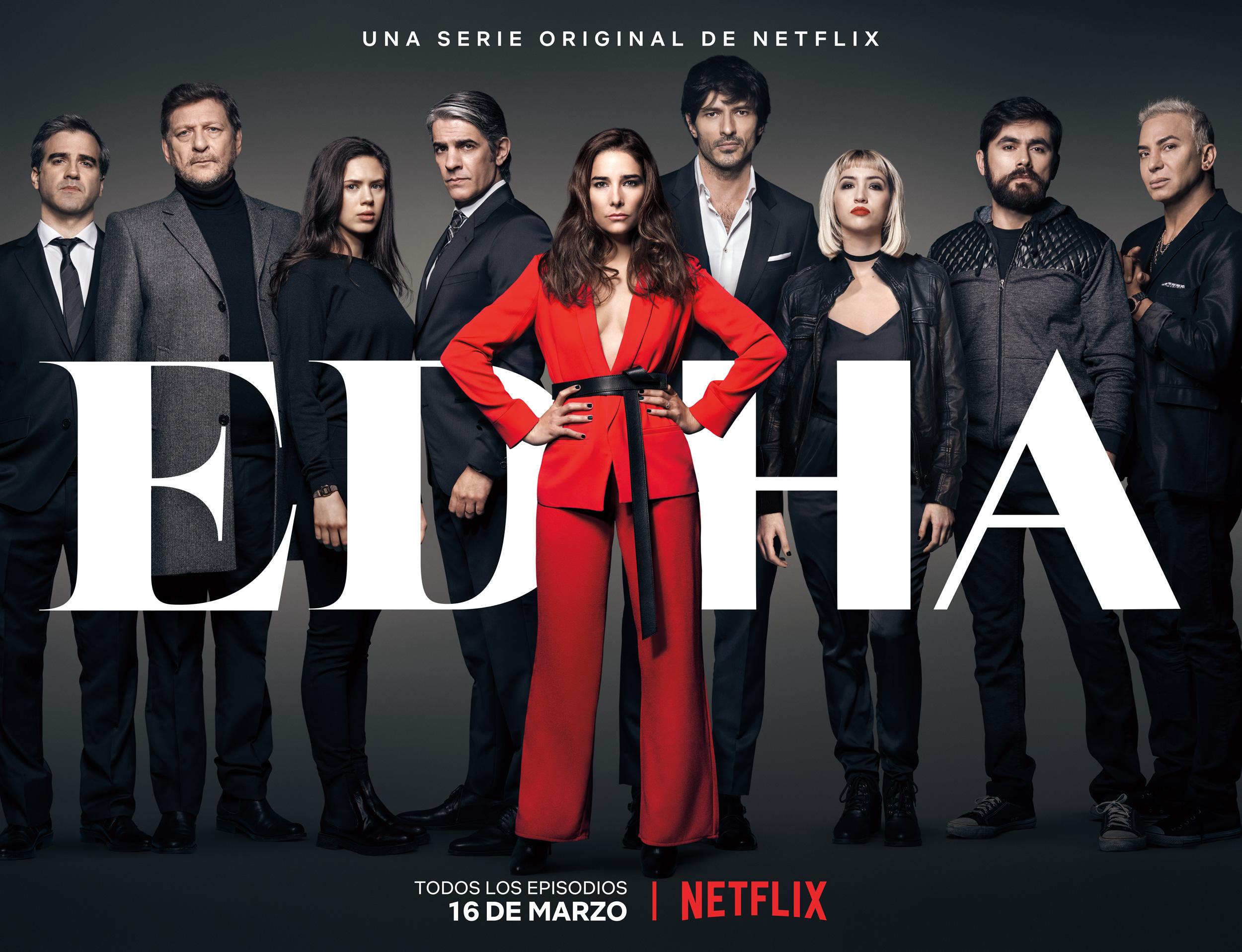 'EDHA': Tráiler de la primera serie original argentina de Netflix