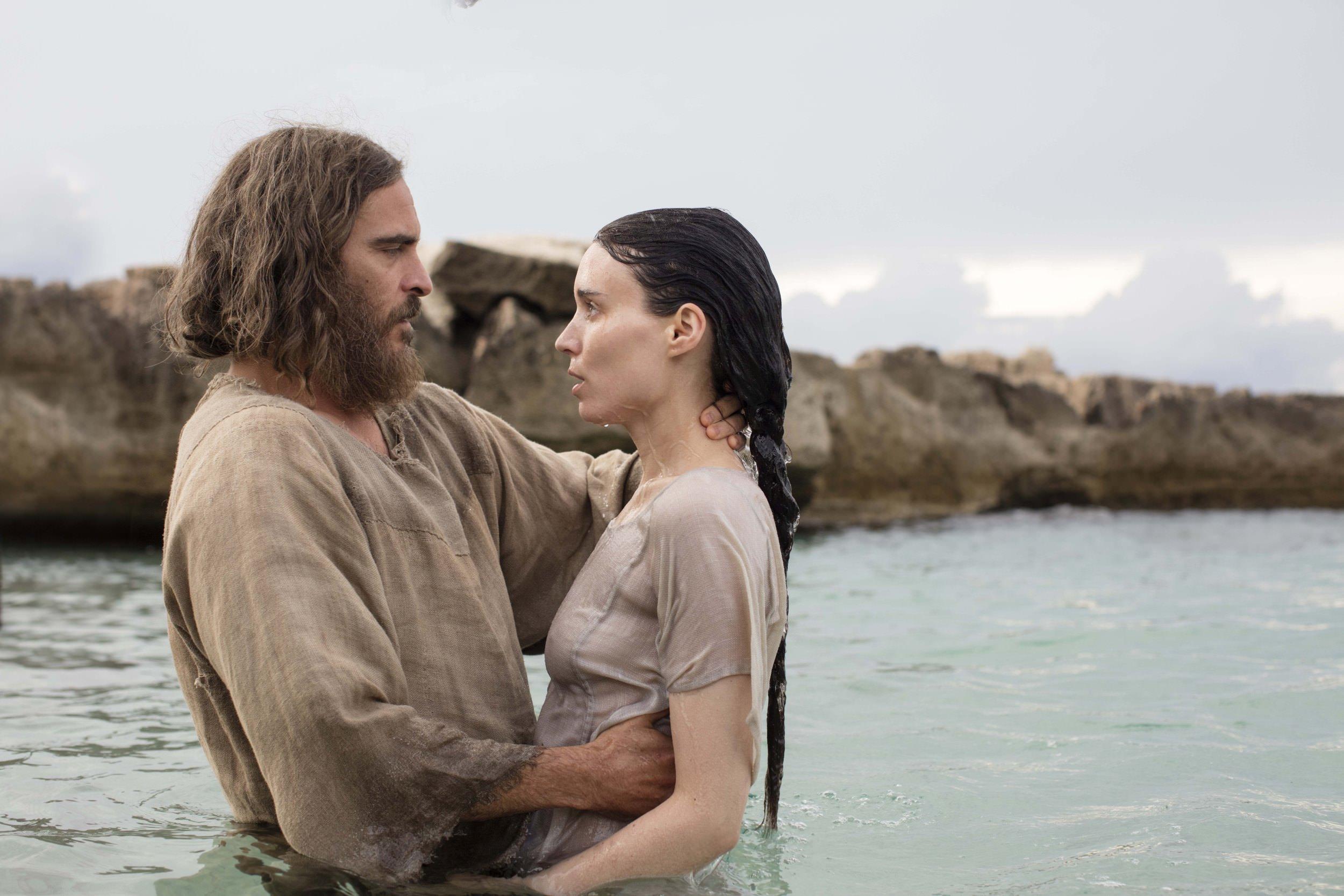 'María Magdalena': Nuevo tráiler con Rooney Mara y Joaquin Phoenix como protagonistas