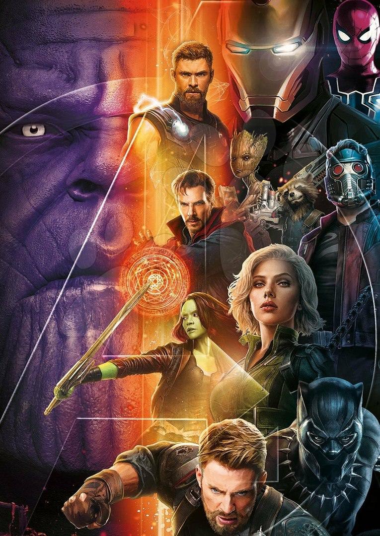 Avengers Arte Conceptual