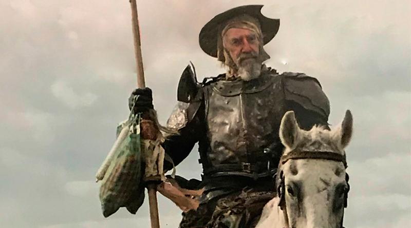 'El Hombre que mató a Don Quijote': Primera foto de la película de Terry Gilliam