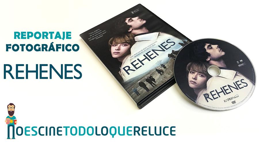 Rehenes (DVD)