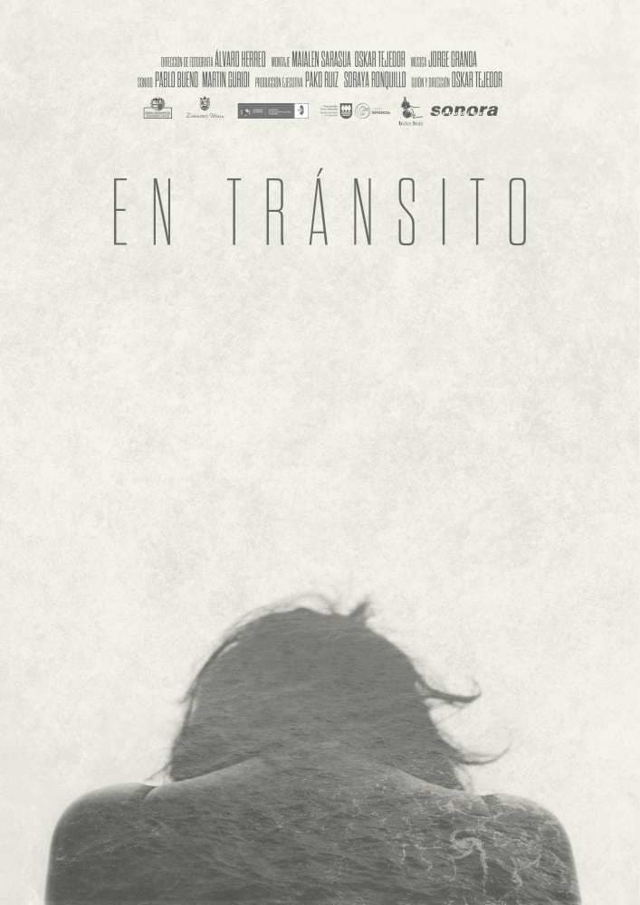"Pósters de la película ""En tránsito"""