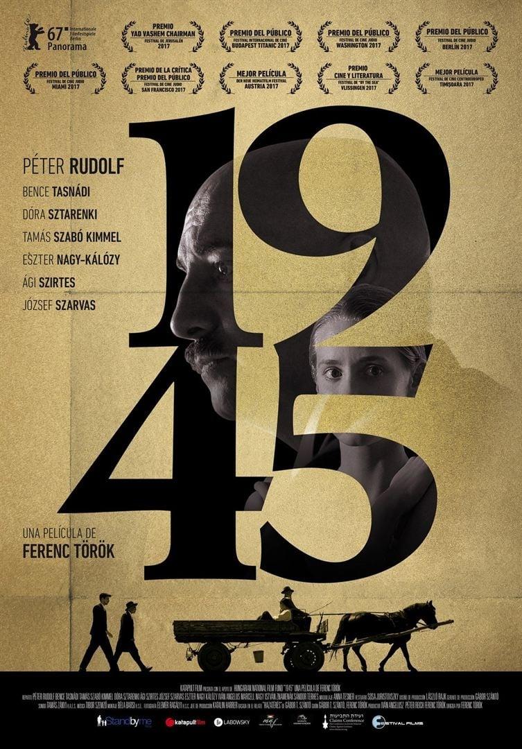 """Pósters de la película """"1945"""""""