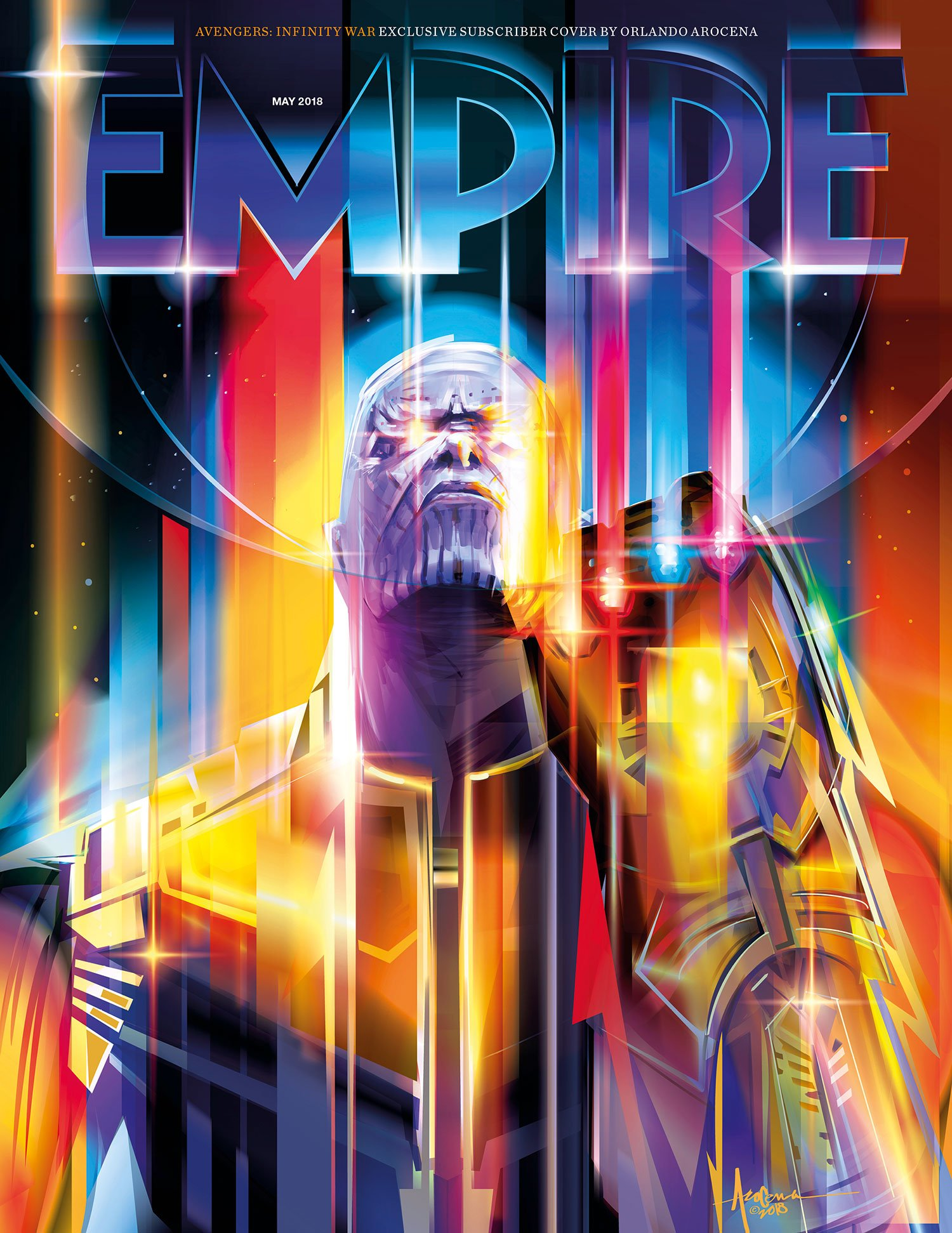 EMPIRE THANOS