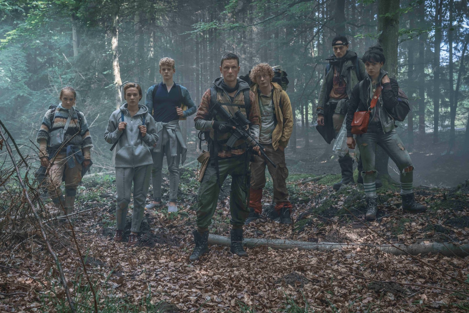 'The Rain': Anuncio de la primera serie original danesa de Netflix
