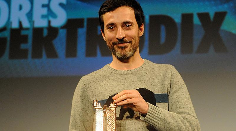 31 Semana de Cine de Medina del Campo: Andrés Gertrúdix recibe el Roel 'Actor del Siglo XXI'