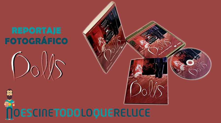 'Dolls': Reportaje fotográfico y análisis de la edición Blu-ray
