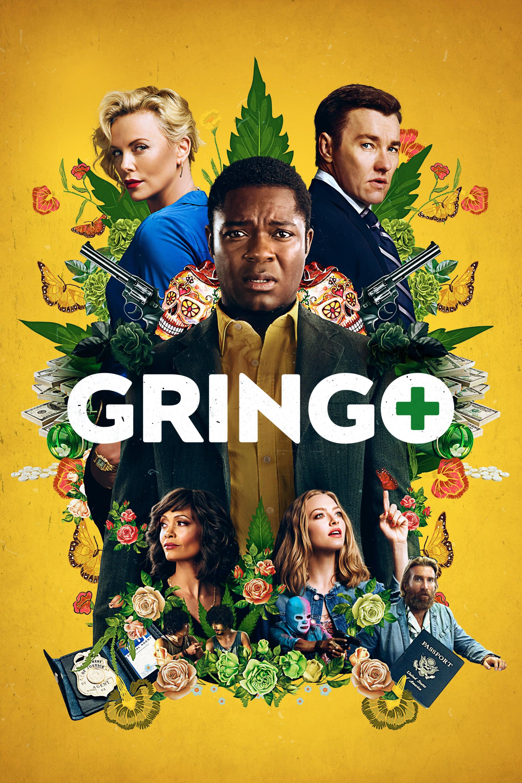 """Pósters de la película """"Gringo"""""""