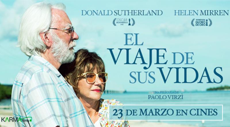 Sorteo 'El viaje de sus vidas': Os invitamos al preestreno de la película
