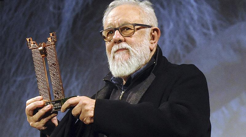 31 Semana de Cine de Medina del Campo: Gonzalo Suárez recibe el Roel de Honor