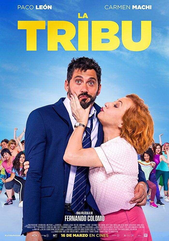 "Pósters de la película ""La tribu"""