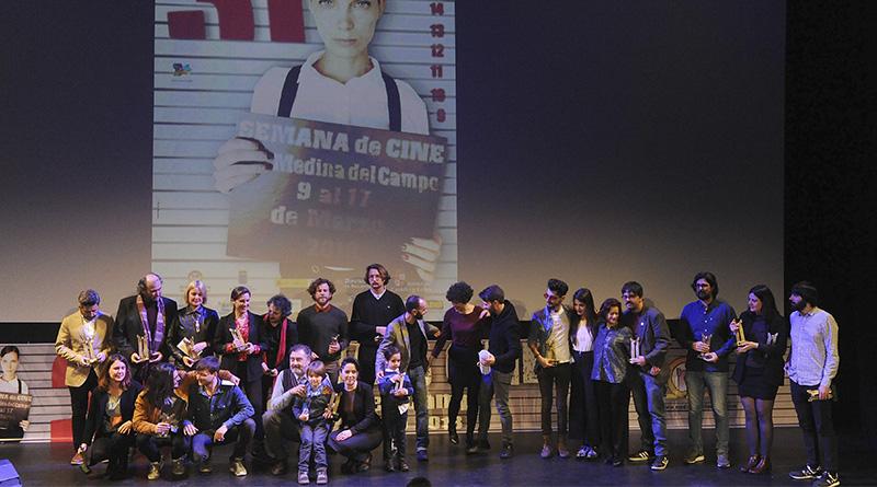 31 Semana de Cine de Medina del Campo: Palmarés