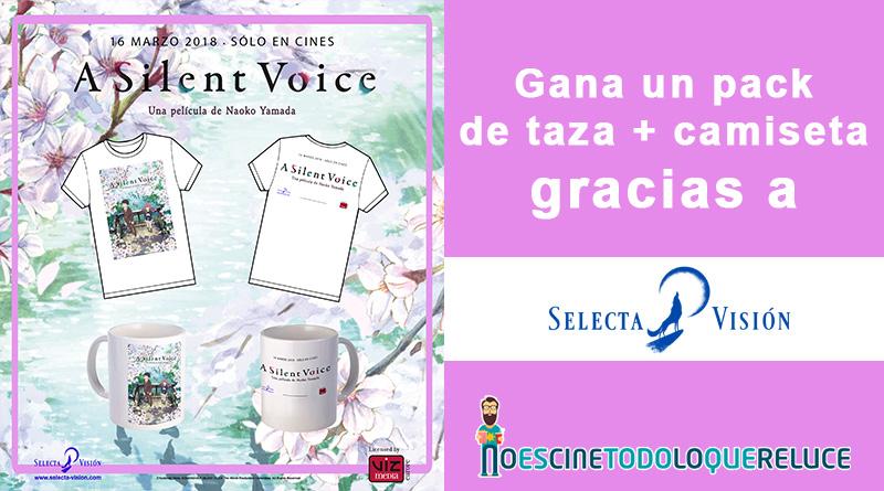 Sorteo 'A Silent Voice': Tenemos tazas y camisetas de la película