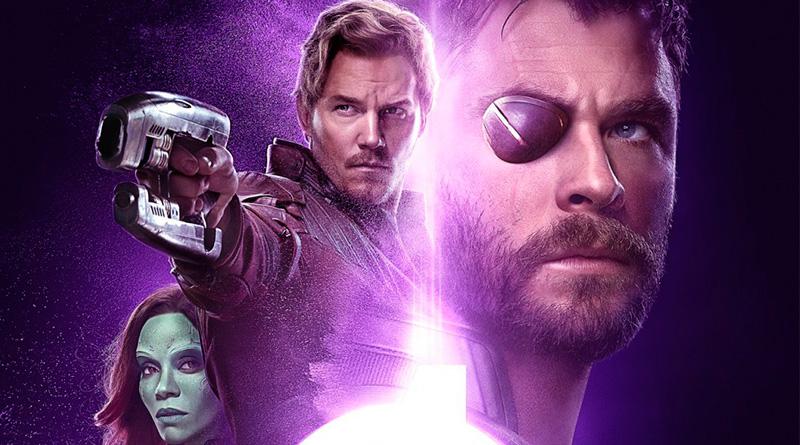 'Vengadores: Infinity War': Remesa de pósters con los colores de las Gemas del Infinito
