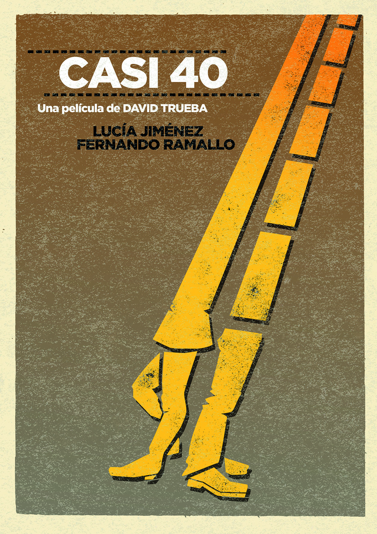 'Casi 40': Lo nuevo de David Trueba se presenta en el Festival de Cine de Málaga